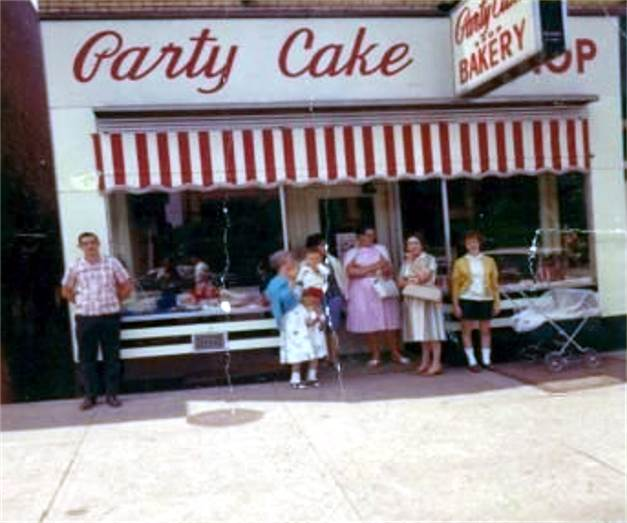 Party Cake Bakery On Brookline Boulevard