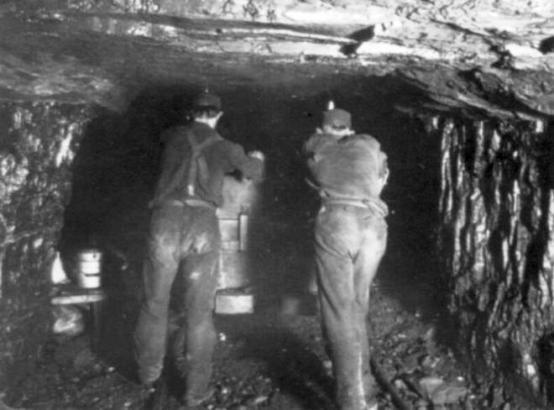 black single men in coal hill Women's workplaces in the southern west virginia coal camps were  the daughter of a black coal miner  charles kenneth sullivan coal men and.