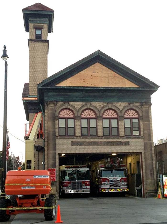 Brookline Firehouse